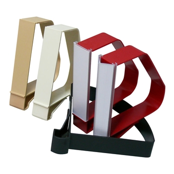 Clip-On bookends