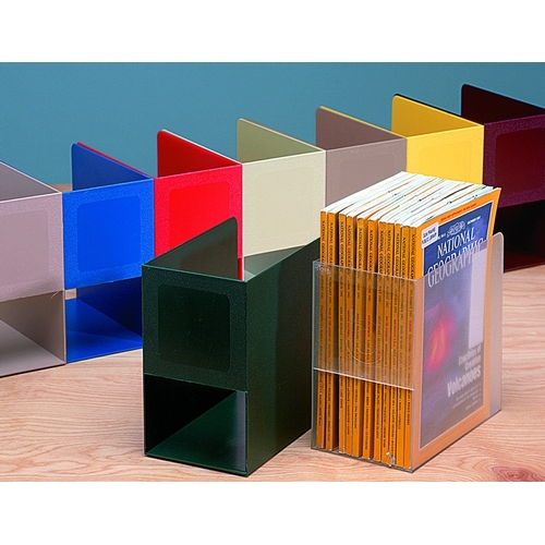 Princeton File Case Storage And Display Magazines Files
