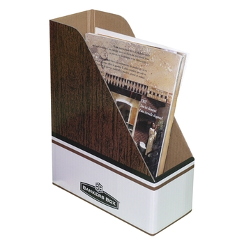 Banker's box cardboard file case