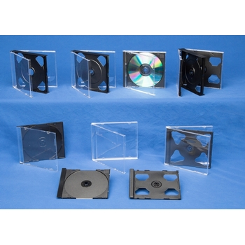 Jewel case for CD