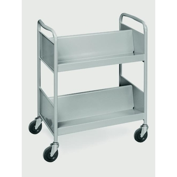 Biofit Steel book Truck / 4 shelves