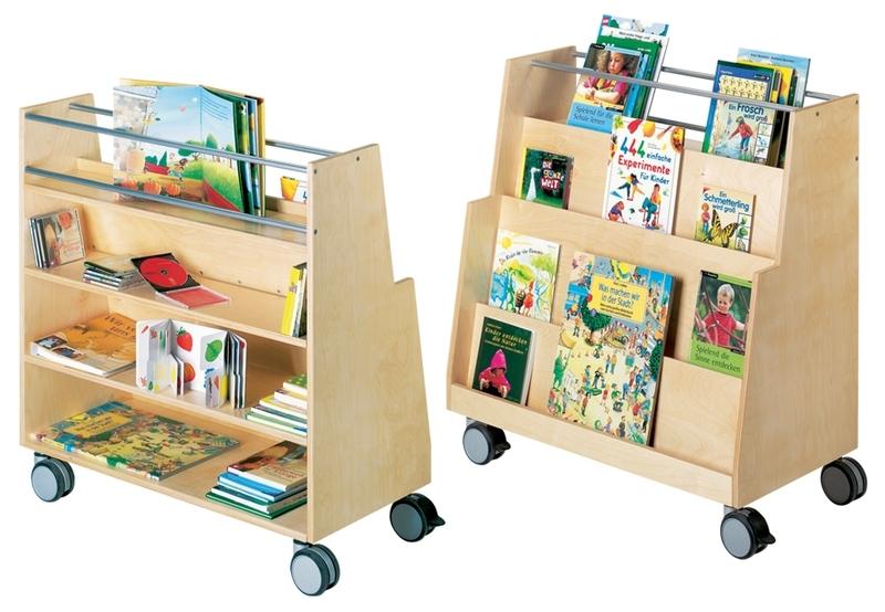 tag re sur roulettes haba ameublement enfant pr sentoirs. Black Bedroom Furniture Sets. Home Design Ideas