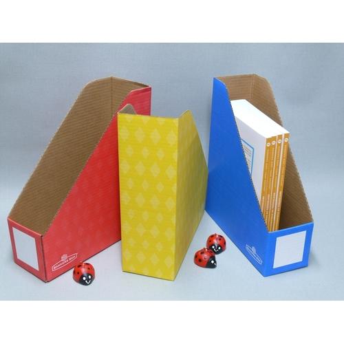 classeur pour revue en carton rangements et pr sentoirs classeurs. Black Bedroom Furniture Sets. Home Design Ideas