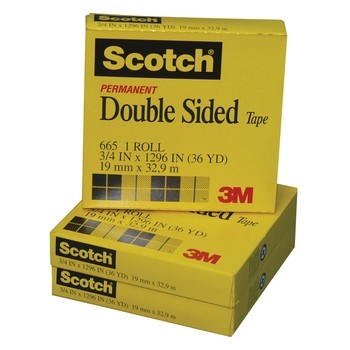 N° 665 double sided tape from 3M™