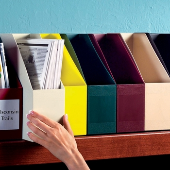 CLEARANCE : Cut corner file case