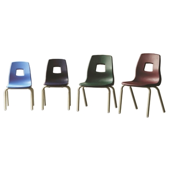 ALPHA shell chairs