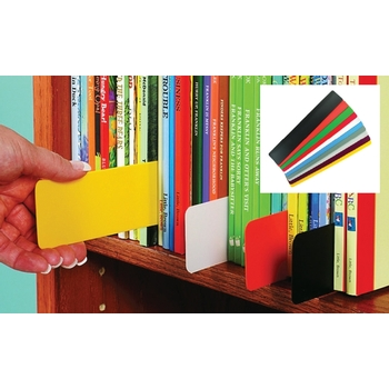 Shelf markers