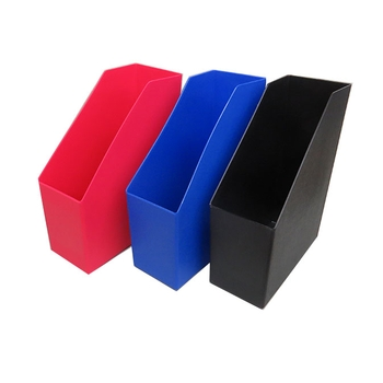 Cut corner file case