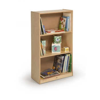 Three shelf cabinet
