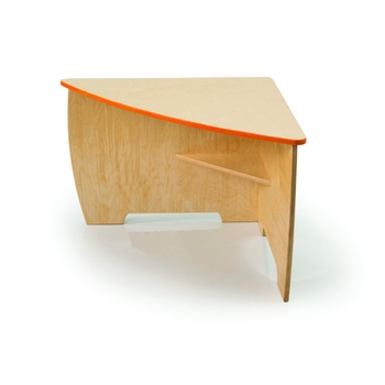 Whitney Brothers contemporary desk and End table