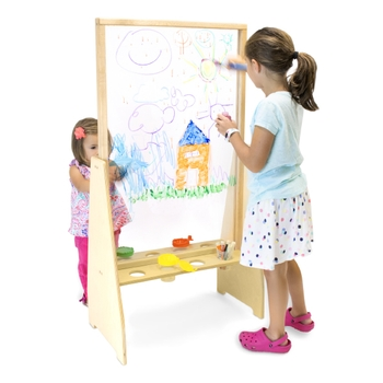 Window art easel from Whitney Brothers