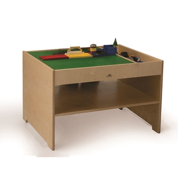 Construction site table from Whitney Brothers