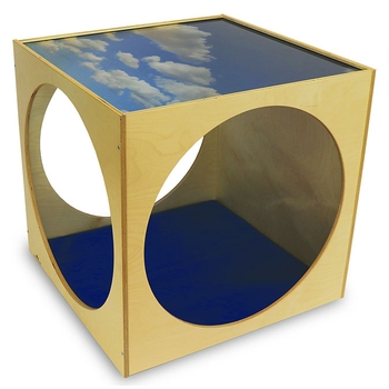 Play house sky cube from Whitney Brothers