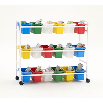 18 tubs storage cart from Copernicus®