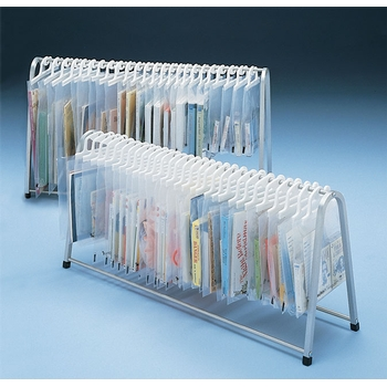 Tabletop display rack for Monaco Hang-up® bags