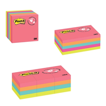 Post-it® self-adhesive note pads