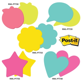 Post-it® special note pads