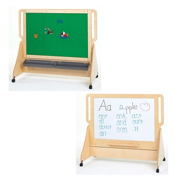 Mobile Build'N Play board from Demco®
