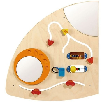 Learning & sensory activity from Haba® - Left quarter circle